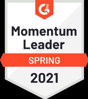 g2 momentum leader 2021