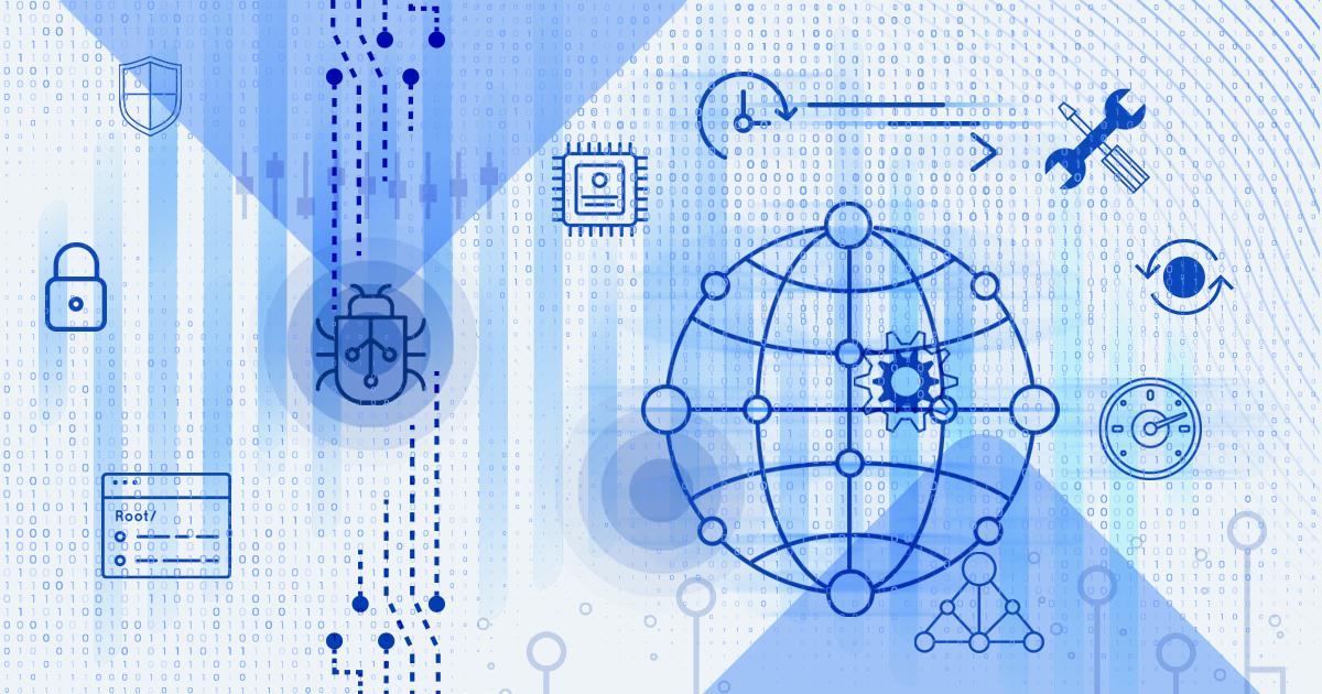 Web technology detection and fingerprinting in Netsparker