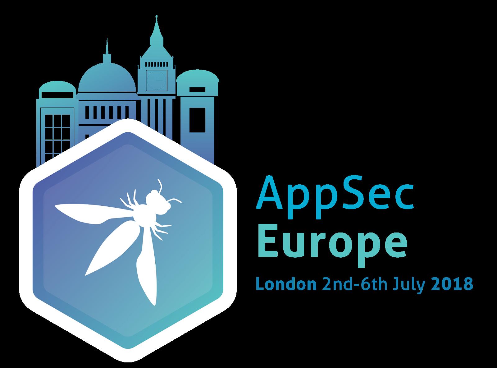 OWASP AppSec EU 2018