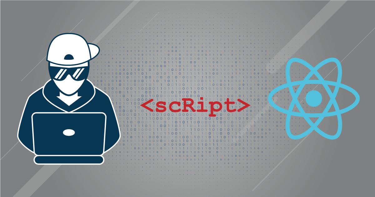 Cross-site Scripting in React Web Applications