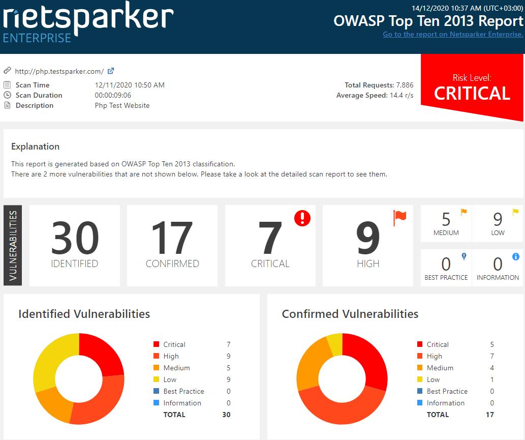OWASP 2013 Report Image