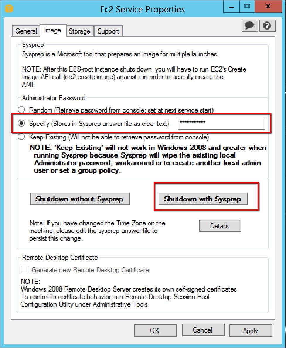 Configuring Netsparker Enterprise for Amazon Web Services