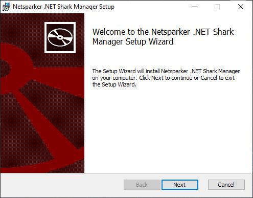 Netsparker Shark Installer
