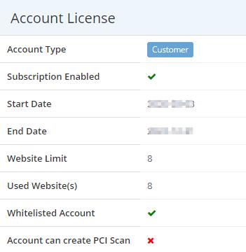 Netsparker Enterprise Account License