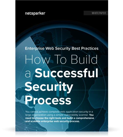 netsparker-enterprise-whitepaper-cover