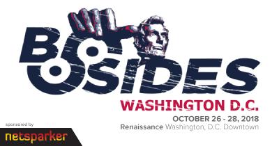 Netsparker Sponsors BSides DC 2018