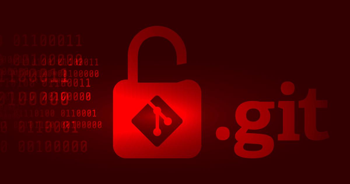The Dangers of Open Git Folders