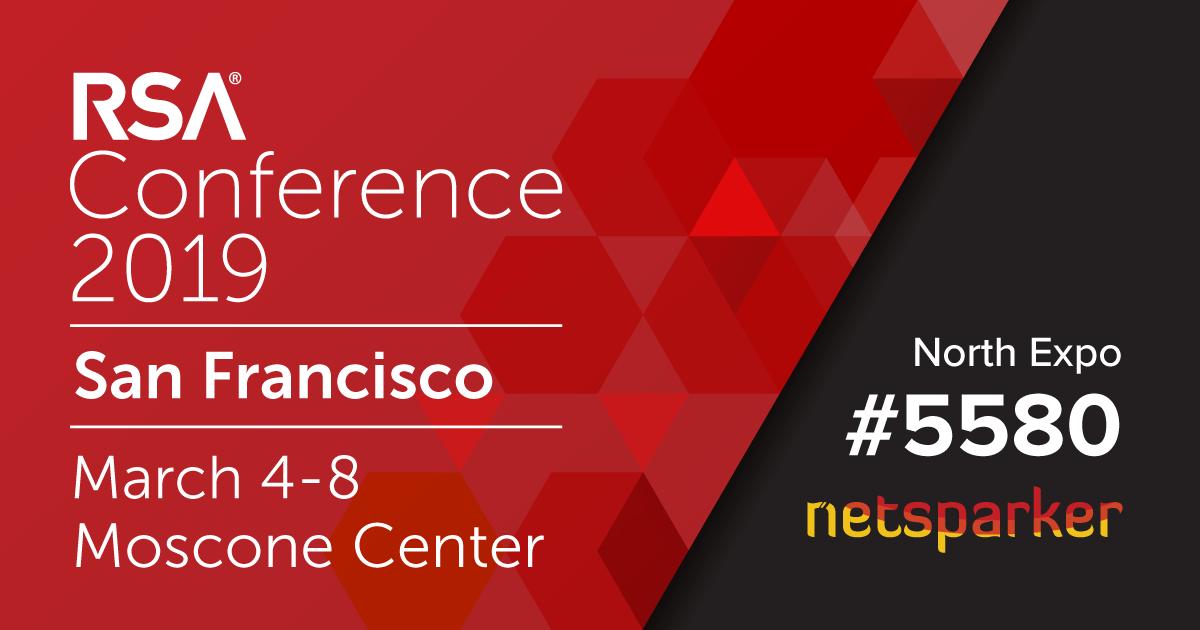 RSA Conference 2019 USA | Netsparker