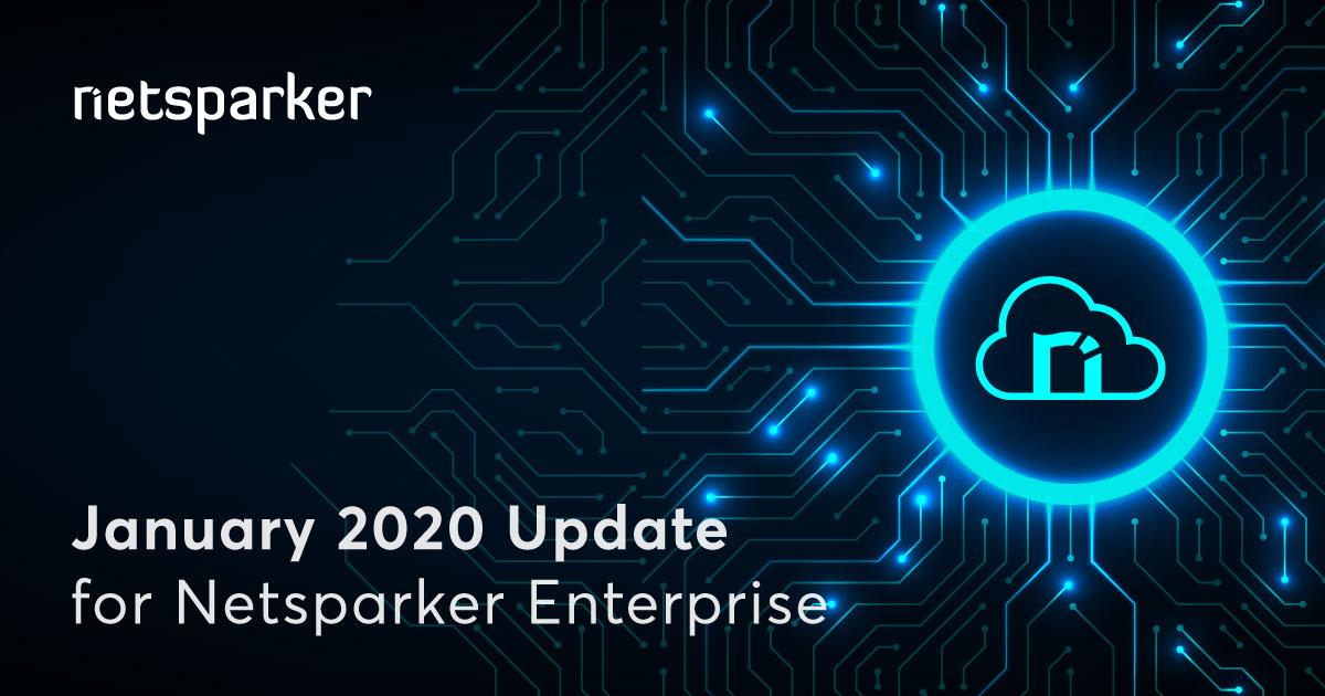 January 2020 Update for Netsparker Enterprise