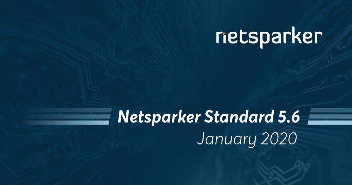Netsparker Standard 5.6 – January 2020 Update