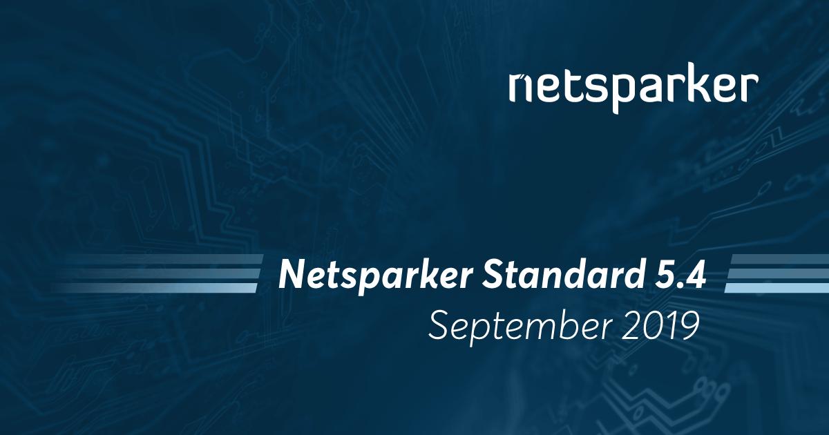 Netsparker Standard 5.4 – September 2019 Update