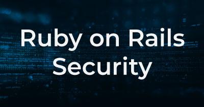 Ruby on Rails Security Basics